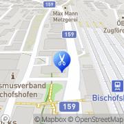 Karte Figaro Uno Bischofshofen, Österreich