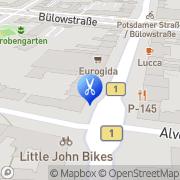 Karte Ebony & Ivory Berlin, Deutschland
