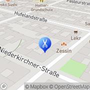 Map Marga Herget Berlin, Germany
