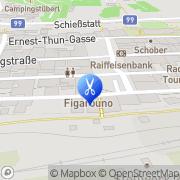 Karte Figaro Uno Radstadt, Österreich