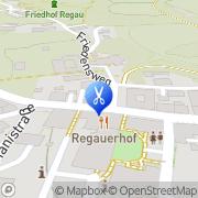 Karte Friseurstudio Tres Chic Regau, Österreich