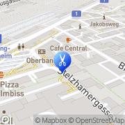 Karte HAIRline Friseur & Nagelstudio Tina Wimmer Attnang-Puchheim, Österreich