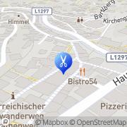 Karte Denzel Gottlieb Ebensee, Österreich