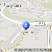 Karte Style-Bar Lambach, Österreich