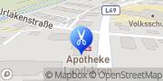 Karte Haar Treff Brigitte Landskron, Österreich