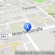 Karte Oliver's Haarschnitt - Oliver Oboril Traun, Österreich