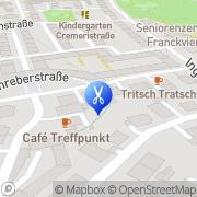 Karte Hair Styling Studio Stärk-Dobler Beate Linz, Österreich