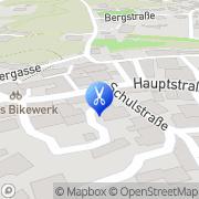 Karte LOUNGE Friseur/Cafe/Bar Peter Angerer Windischgarsten, Österreich