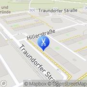 Karte Hinterdorfer Petra Linz, Österreich