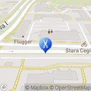 Mapa L'Or Szczecin, Polska