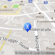 """Karte """"die schnittlinie"""" - Elite Professionals Völkermarkt, Österreich"""