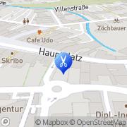 Karte Hairkiller Inh. Paungarttner Sabine Amstetten, Österreich