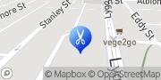 Map Jorge Viota Hairdressing Brunswick East, Australia