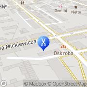 Mapa Muza Stargard Szczeciński, Polska