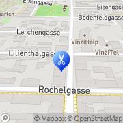 Karte Frisiersalon Anita Graz, Österreich