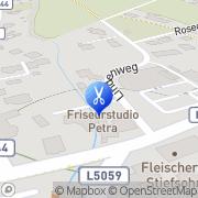 Karte Friseur-Studio Gabi Prinzersdorf, Österreich