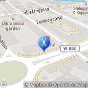 Karta Klippet Falun, Sverige