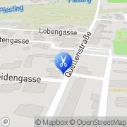 Karte Braune Maria - Friseur, Fusspflege Neusiedl, Österreich