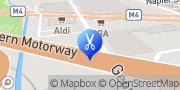 Map Studio Mancini Hair Boutique North Strathfield, Australia