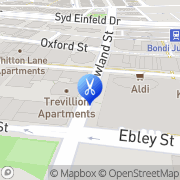 Map Always18Massage & Beauty Bondi Junction, Australia