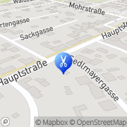 Karte Haarstudio-Creativ Reiterer Felixdorf, Österreich