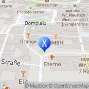 Karte MAURER FRISEURTEAM Wiener Neustadt, Österreich