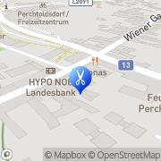Karte HAIR CUT NO.1 Perchtoldsdorf, Österreich