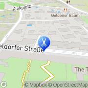 Karte Koller Silvia Modefrisuren Wien, Österreich