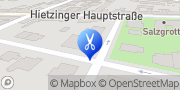 Karte La Belezza Fußpflege, Massage & Kosmetik Lingens KG Wien, Österreich