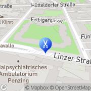 Karte Gröll Andrea Wien, Österreich