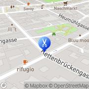 Karte Gollumbits Brigitte Wien, Österreich