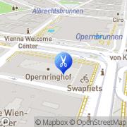 Karte Coiffeur Gerlinde - Inh Dobias Gerlinde Wien, Österreich