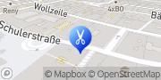 Map THOMA & BARI Hair Salon Vienna, Austria