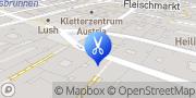 Karte afterwork-haircut Wien, Österreich