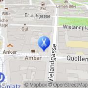 Karte Tuerkmen Aziz Wien, Österreich