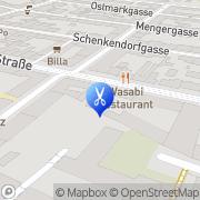 Karte Haar & Nagelstudio Edeltraut Wien, Österreich