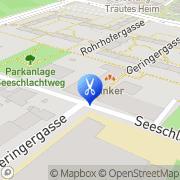 Karte Däger Brigitte Wien, Österreich