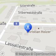 Karte Lina's Pflegestudio Inh. Eveline Maleschitz Strasshof an der Nordbahn, Österreich