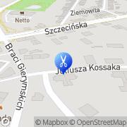 Mapa Yes Słupsk, Polska