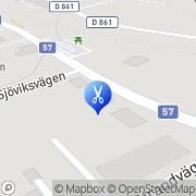 Karta Hårstudio i Stjärnhov Stjärnhov, Sverige