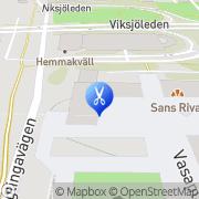 Karta Riddarfrisören HB Jakobsberg, Sverige