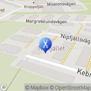 Karta Ribbe, Sif Bromma, Sverige