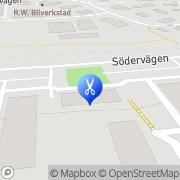 Karta N Lindströms Damfrisering Täby, Sverige