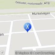 Karta Frissan Maj-Britt Åhlin Åkersberga, Sverige