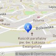 Map Studio Flexi Warsaw, Poland