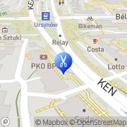 Map Apogeum Warsaw, Poland