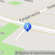 Kartta Upeanainen Säkylä, Suomi