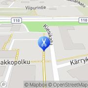 Kartta Löfgren Kristiina tmi Kaarina, Suomi