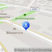 Kartta Kiukkonen Heidi Tmi Salo, Suomi