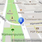 Kartta Schavikin Emmi Tmi Tampere, Suomi